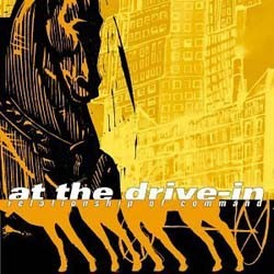 At The Drive In - Relationship Of Command CD - VVR1030292