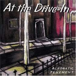 At The Drive In - Acrobatic Tenement CD - VVR1030302