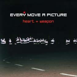 Every Move A Picture - Heart = Weapon CD - VVR1038102