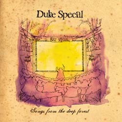 Duke Special - Songs From The Deep Forest CD - VVR1041442