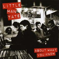 Little Man Tate - About What You Know CD - VVR1041722