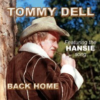 Tommy Dell - Back Home CD - VYFSCD048