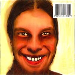 Aphex Twin - I Care Because You Do CD - WARPCD 030