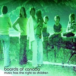 Boards Of Canada - Music Has The Right To Children CD - WARPCD 055X