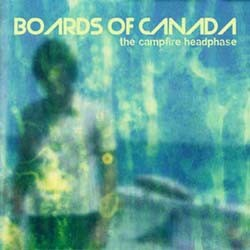 Boards Of Canada - The Campfire Headphase CD - WARPCD 123