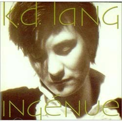 K.D. Lang - Ingenue CD - WBCD 1732