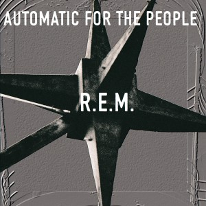R.E.M. - Automatic For The People CD - 08880 7200404