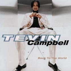 Tevin Campbell - Back To The World CD - WBCD 1845