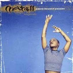 Meshell Ndegeocello - Peace Beyond Passion CD - WBCD 1846
