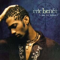 Eric Benet - True To Myself CD - WBCD 1858