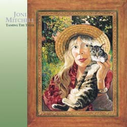 Joni Mitchell - Taming The Tiger CD - WBCD 1900