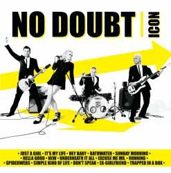 No Doubt - Icon CD - 06025 2747252