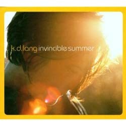 K.D. Lang - Invincible Summer CD - WBCD 1972