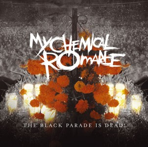 My Chemical Romance - The Black Parade Is Dead! CD+DVD - WBCD 2188