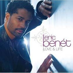 Eric Benet - Love And Life CD - WBCD 2195