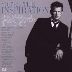 David Foster And Friends - You're The Inspiration Hit Man CD+DVD - WBCD 2200