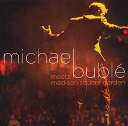Michael Buble - Meets Madison Square (Cd & Dvd) CD - WBCD 2216