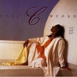 Randy Crawford - Rich & Poor CD - WBXD 105