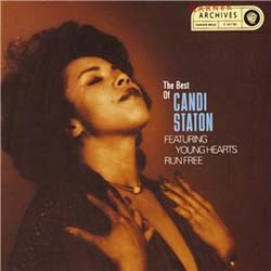 Candi Staton - Best Of - Young Hearts Run Free CD - WBXD 117