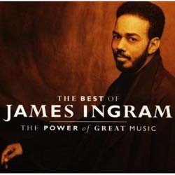James Ingram - The Power Of Great Music CD - WBXD 127