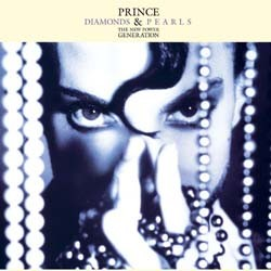 Prince - Diamonds & Pearls CD - WBXD 129