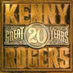 Kenny Rogers - 20 Great Years CD - WBXD 58