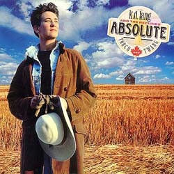 K.D. Lang - Absolute Torch And Twang CD - WBXD 94