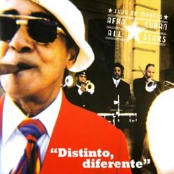 Afro Cuban All Stars - Distinto Diferente CD - WCD 058
