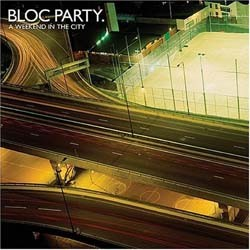 Bloc Party - A Weekend In The City CD - WEBB120CDL