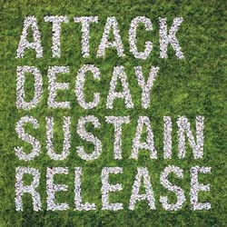 Simian Mobile Disco - Attack Decay Sustain Release CD - WEBB144CD