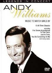 Andy Williams - Music To Watch Girls By DVD - WHE10258