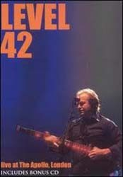 Level 42 - Level 42 - Live At The Apollo DVD - WHE10318