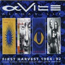 Alphaville - First Harvest 1984 - 92 CD - WICD 5141