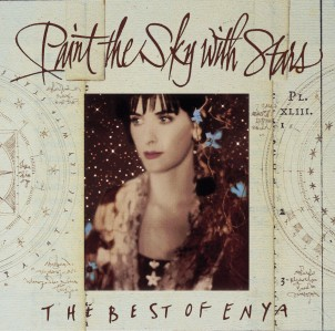 Enya - Paint the Sky With Stars - The Best of Enya CD - WICD 5255