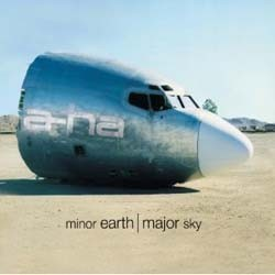 A-Ha - Minor Earth, Major Sky CD - WICD 5298