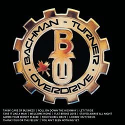 Bachman Turner Overdrive - Icon CD - 06025 2750846