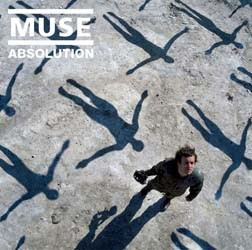 Muse - Absolution CD - WICD 5351