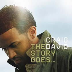 Craig David - The Story Goes... CD - WICD 5369