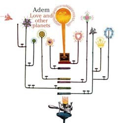 Adem - Love And Other Planets CD - WIGCD160