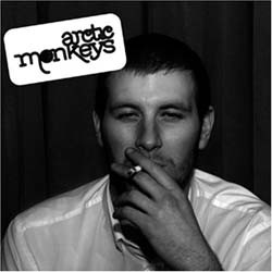 Arctic Monkeys - Whatever People Say I Am That's What I'M Not CD - WIGCD162