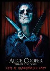 Alice Cooper - Theatre Of Death DVD+CD - 06025 2752713