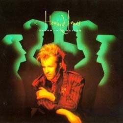 Howard Jones - Dream Into Action CD - WIXD 29
