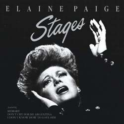 Elaine Paige - Stages CD - WIXD 45
