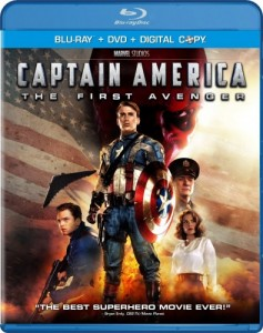 Captain America: The First Avenger Blu-Ray - 10223179