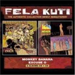 Fela Kuti - Monkey Banana/Excuse O CD - WRASS 045