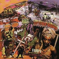 Fela Kuti - Upside Down/Music Of Many Colours CD - WRASS 050