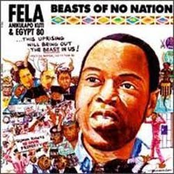 Fela Kuti - Beasts Of No Nation CD - WRASS 052