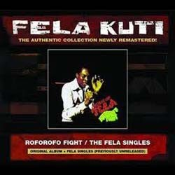 Fela Kuti - Roforofo Fight/Fela Singles CD - WRASS 056
