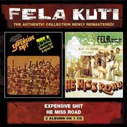 Fela Kuti - Expensive Shit/He Miss Road CD - WRASS 073