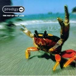 The Prodigy - Fat Of The Land CD - XLCD 121